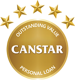 Canstar Outstaning Value Personal Loan