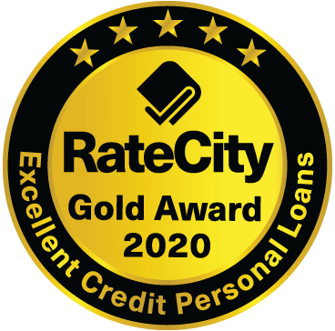 RateCity Excellent Credit Personal Loan
