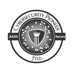 Dot bank secure trustmark